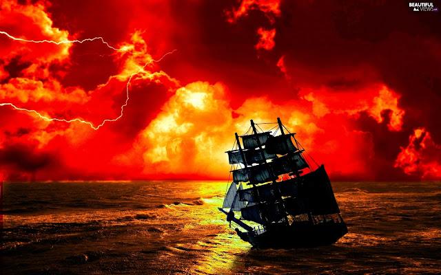 Siap-Siap!!! Badai Matahari Menghantam: Sinyal iLang, Air Macet dan Gangguan Kesehatan