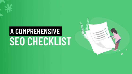 SEO checklist Pdf download