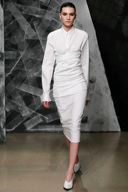 camisa blanca tendencias de temporada