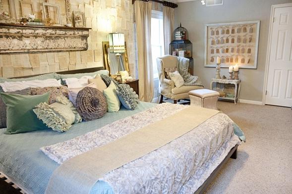Decora y disena estilo vintage para decorar el dormitorio - Disena tu dormitorio ...