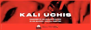 Concierto de KALI UCHIS Bogota
