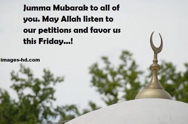 Jumma Mubarak pics & images