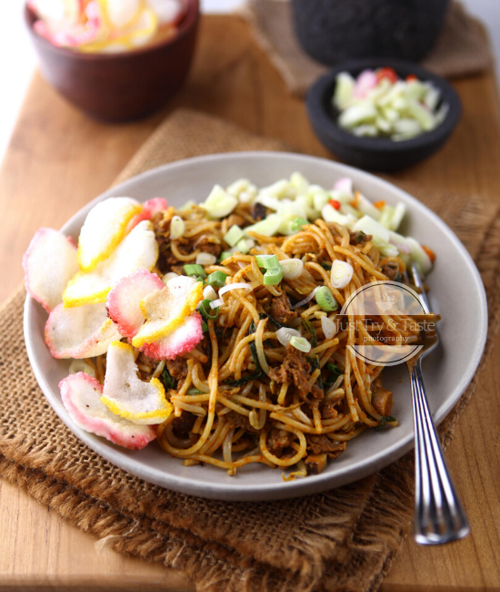 Resep Mie Goreng Aceh