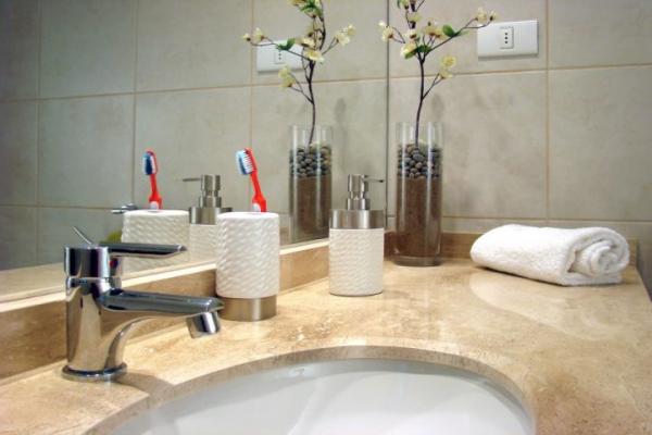 καθαρό μπάνιο
