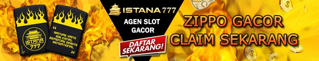 Bonus Zippo Eksklusif Istana777