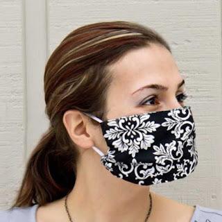 Aprenda como fazer Máscara de Tecido