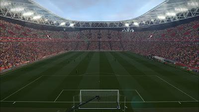 PES 2019 Stadium San Mamés by Arthur Torres