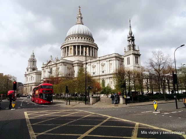Catedral St Paul, Londres