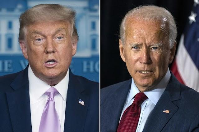 Trumpra az élők, Bidenre a halottak szavaznak: kikerült egy brutális, 297 oldalas lista