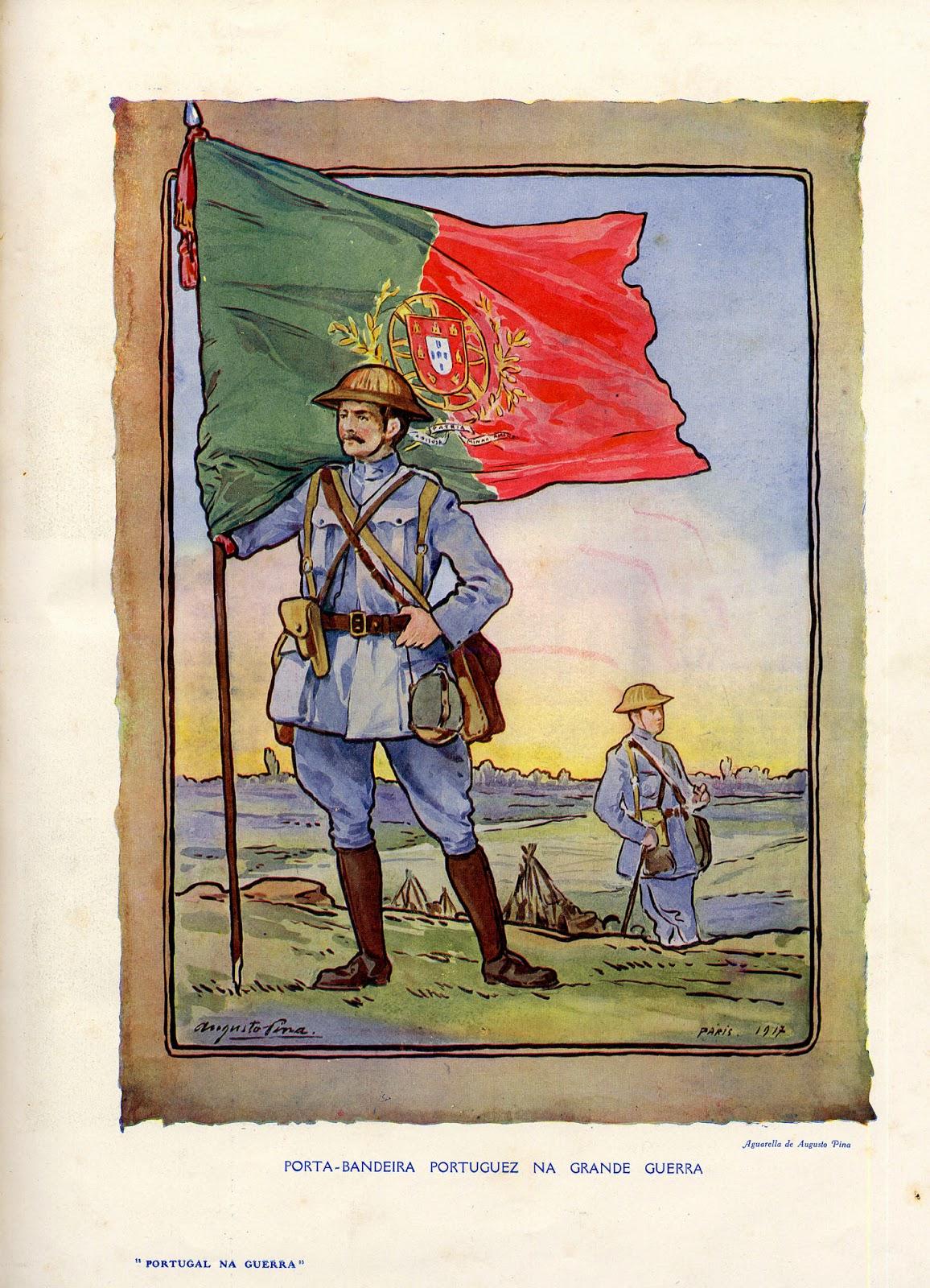 Image result for participação de Portugal na 1ª guerra mundial