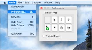 Cara Melakukan screenshot di Mac untuk mengambil Tangkapan layar di Mac
