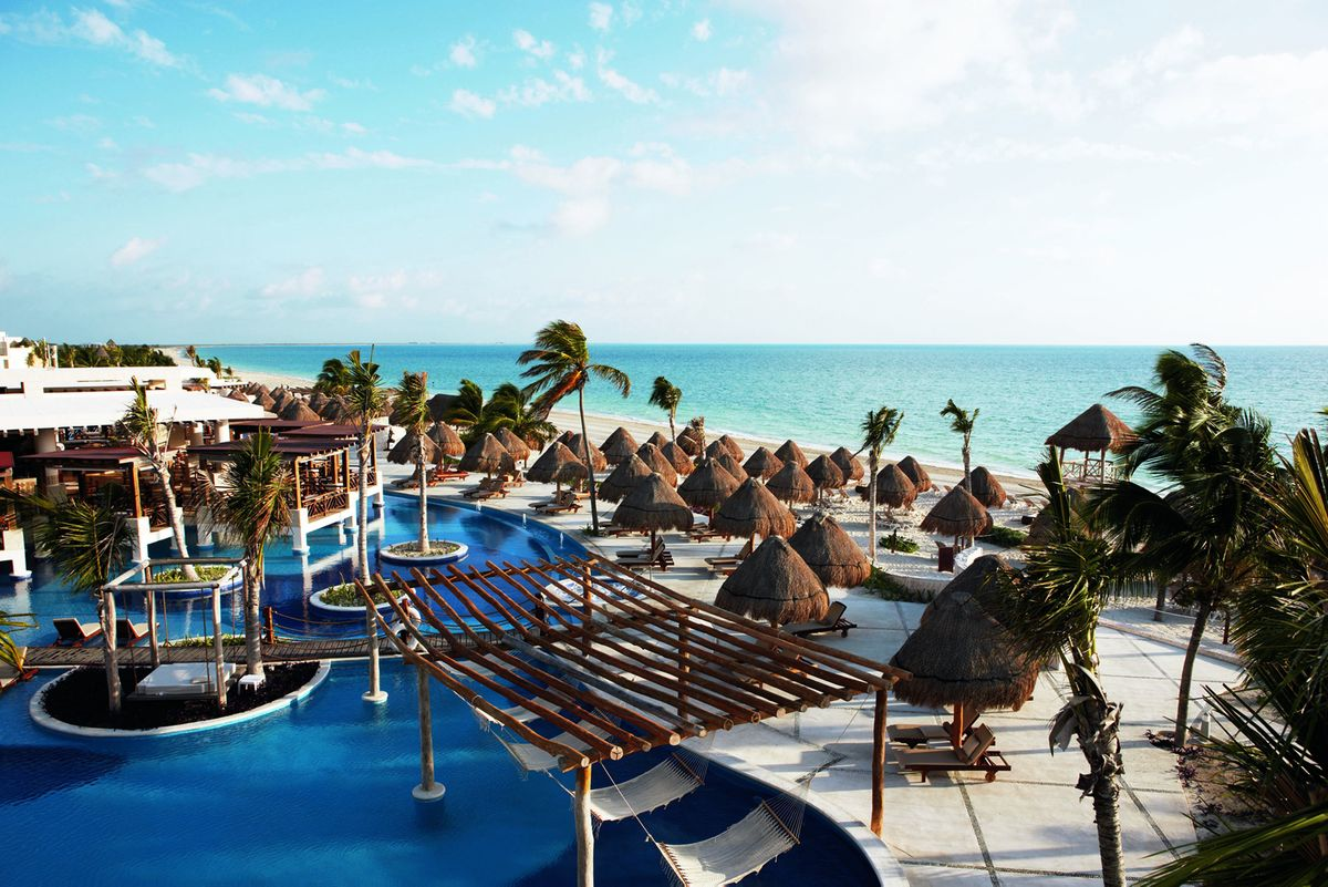 Excellence Playa Mujeres, Cancun, Mexico, 4 of the best hotels I've stayed at