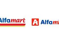 Lowongan Kerja Alfamart dan AlfaMidi (Update 01-10-2021)