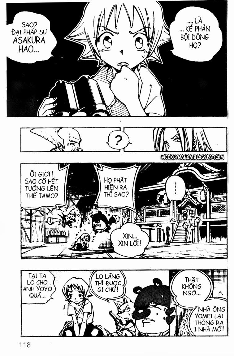 Shaman King [Vua pháp thuật] chap 90 trang 3