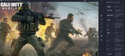 Cara Instal Dan Memainkan Game (COD) Call Of Duty Mobile Di PC Dan Laptop