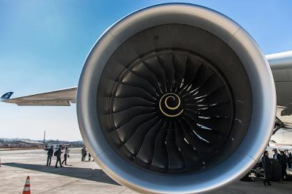 Fungsi Tanda Spiral Pada Mesin Pesawat