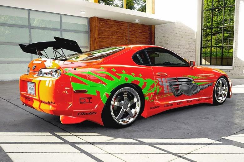 Paul Walker's 1993 Toyota Supra Sold For $185.000 USD - GREEDYSOUTH. Street culture aficionado
