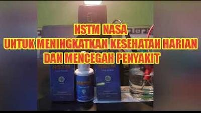 NSTM TRACE MINERAL NASA OBAT TETES HERBAL UNTUK KESEHATAN