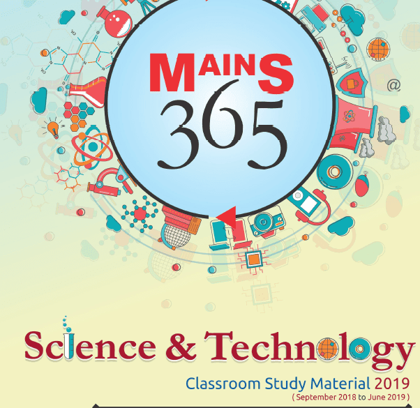 Vision IAS Mains 365 Science and Technology for Civil