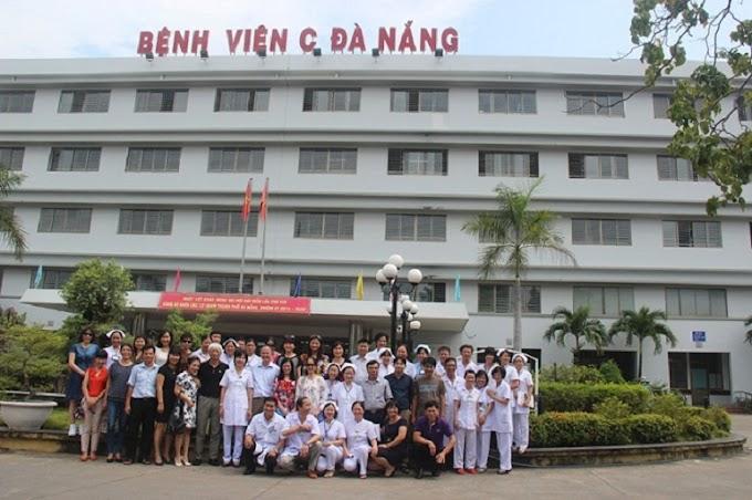 Chuyển giao máy giặt công nghiệp cho Bệnh viện C Đà Nẵng