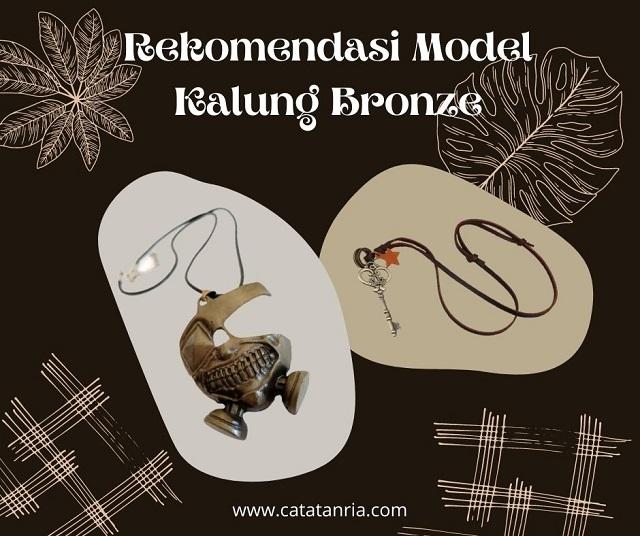 kalung bronze