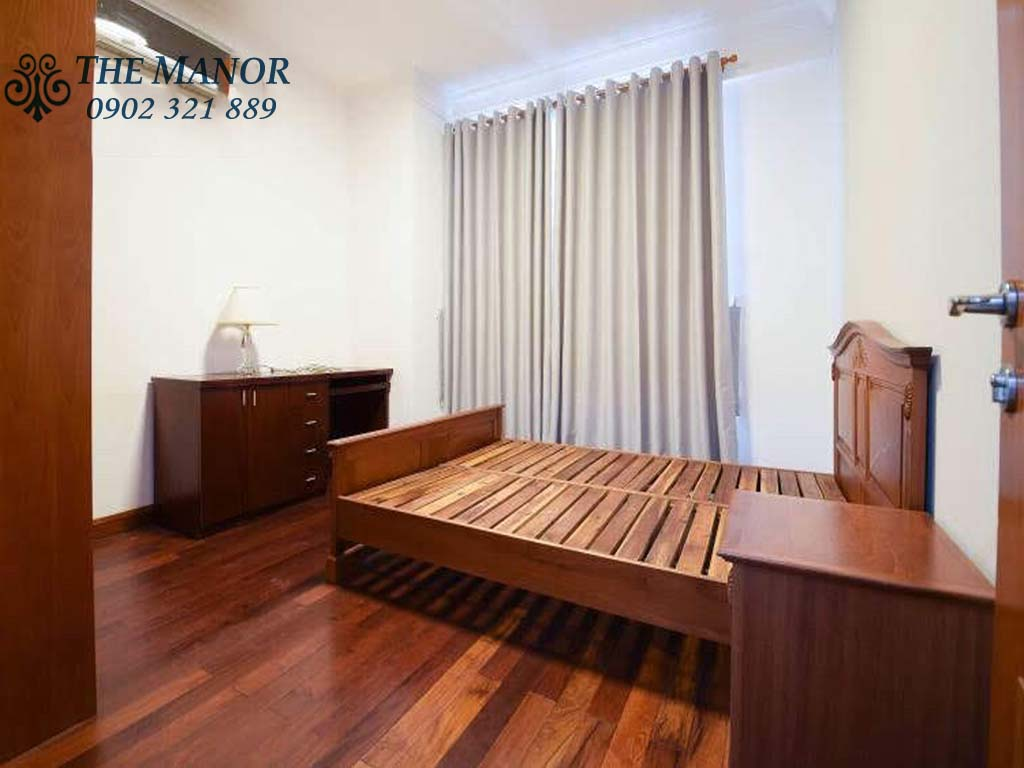 cho thuê căn hộ với 3 phòng ngủ khu The Manor 1 block AW 1400$/tháng - pic 6