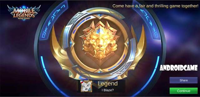 5 Hero Terkuat Untuk Solo Rank Mobile Legends Tier Grandmaster dan Urutan Tier Mobile Legends Serta Penjelasannya