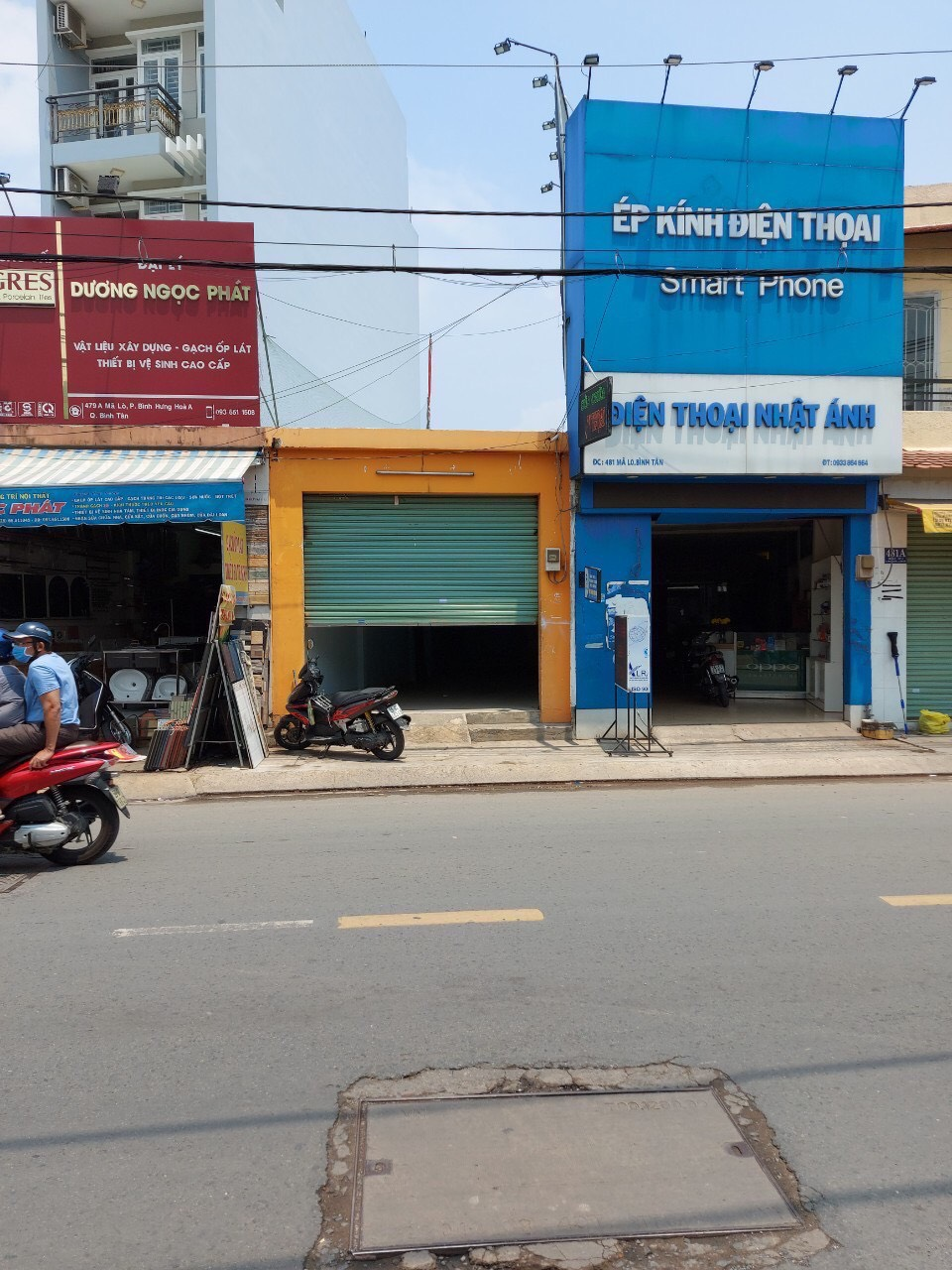 Bán nhà Mặt tiền đường Mã Lò quận Bình Tân giá rẻ 2020