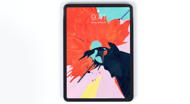 Apple finally announces all-new iPad Pro, and there's no home button to be found