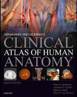 Abrahams' and McMinn's Clinical Atlas of Human Anatomy 8th Edition