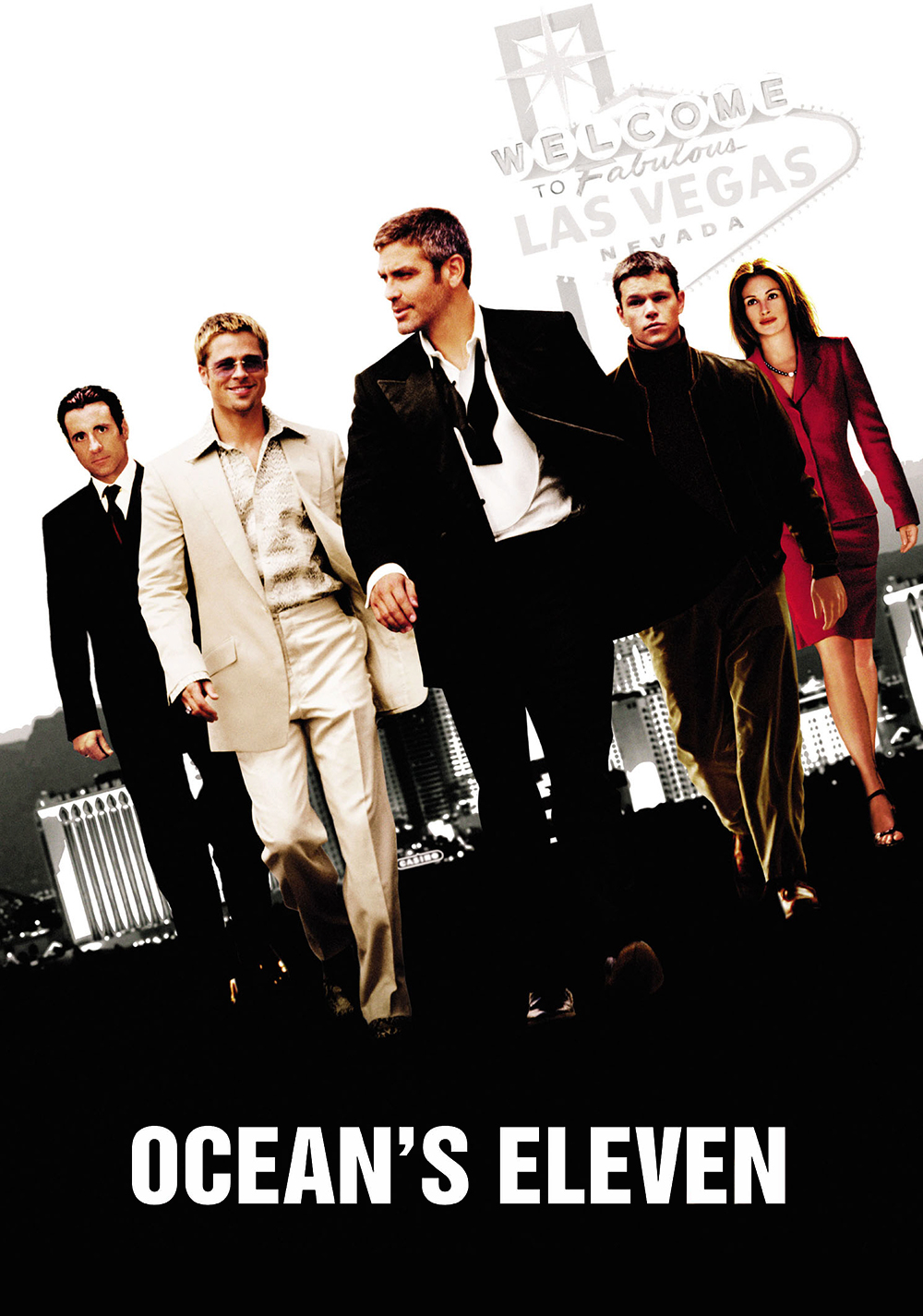 OCEANS ELEVEN (2001) TAMIL DUBBED HD