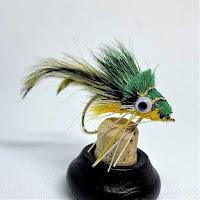 Summertime Bass Flies, Bass flies for Texas, Flydrology, Deer Hair Diver, Fly Fishing Texas, Texas Fly Fishing