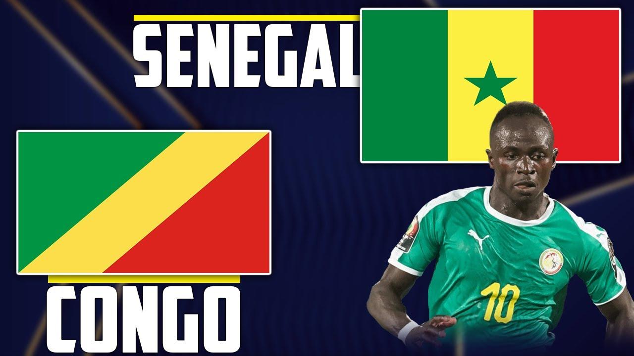 بث مباشر مباراة السنغال والكونغو