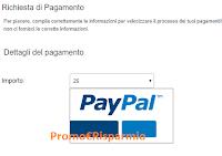 Logo Cashbackdeals: riscattati 25€ su PayPal! prova anche tu.