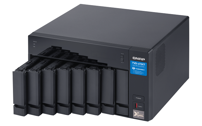 IEI X QNap: Network storage solutions and switches