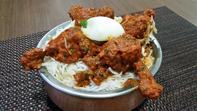 Chicken Lollypop Biryani