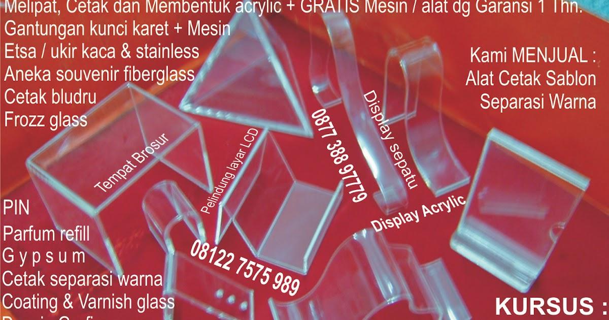 Fiberglass Sandblasting Etsa kaca Emboss Digital