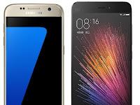 Perbedaan Xiaomi Mi5 Dan Samsung Galaxy S7 Edge Berbekal RAM 4 GB