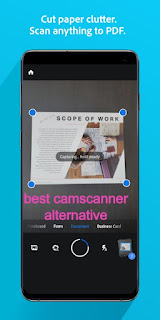 alternative to camscanner