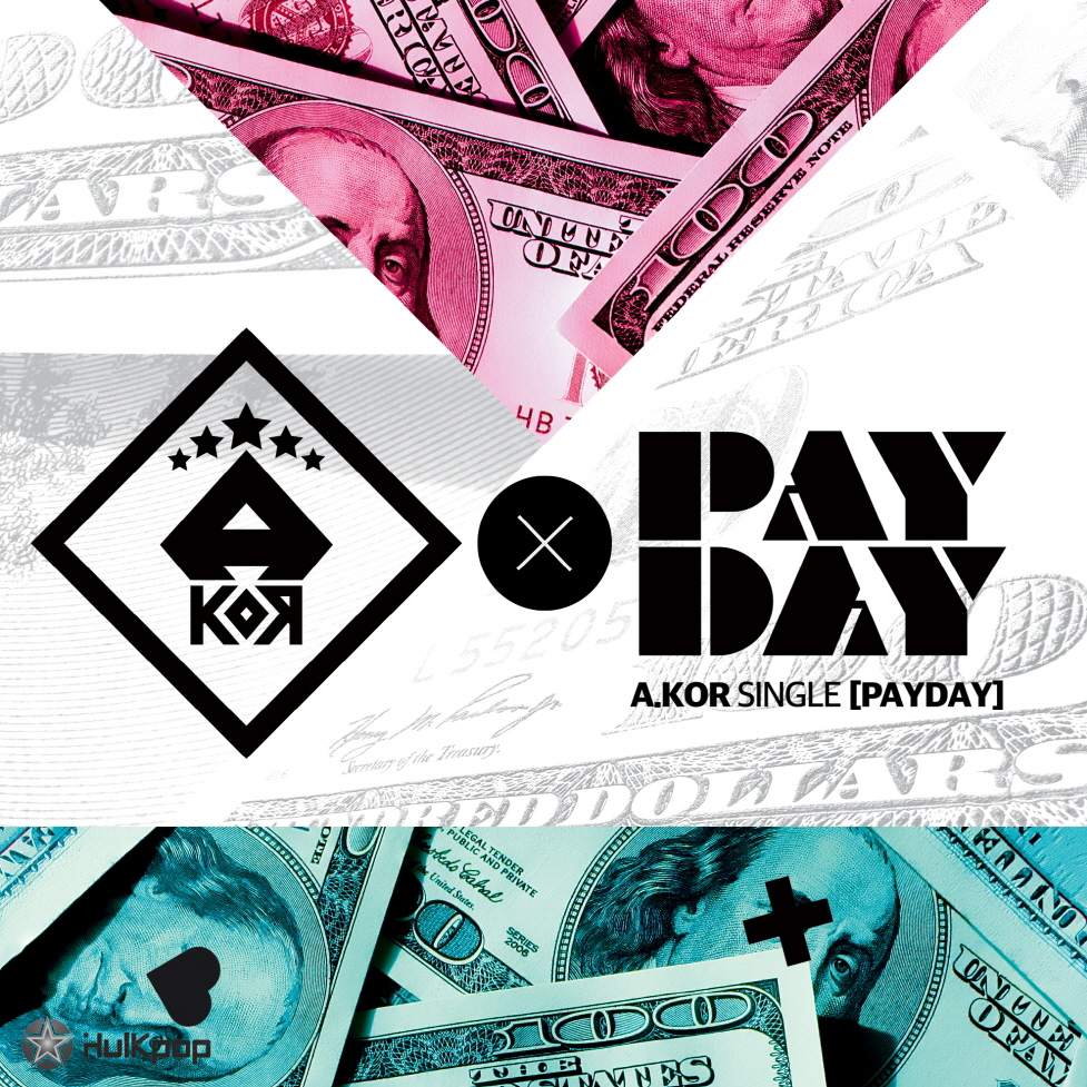 [Single] A.KOR – Payday