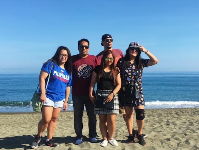 Eloc Global Team at Paoay Sand Dunes Ilocos Norte