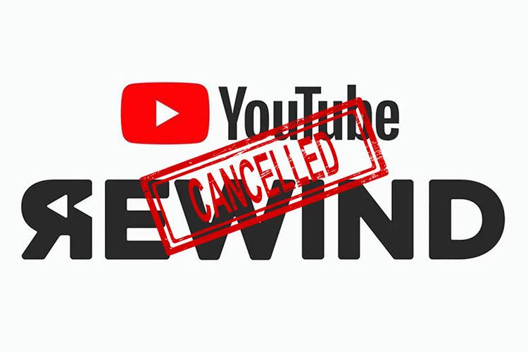 Youtube Tidak Akan Keluarkan Youtube Rewind Buat Pertama Kali Sejak 2010