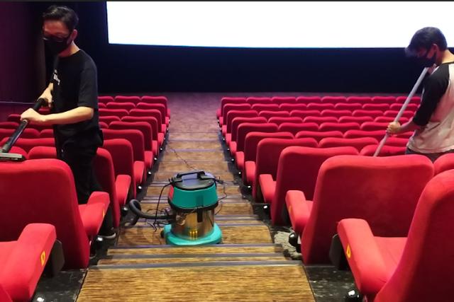 PSBB Transisi Diperpanjang di Jakarta, Bioskop dan Gym Belum Boleh Beroparasi