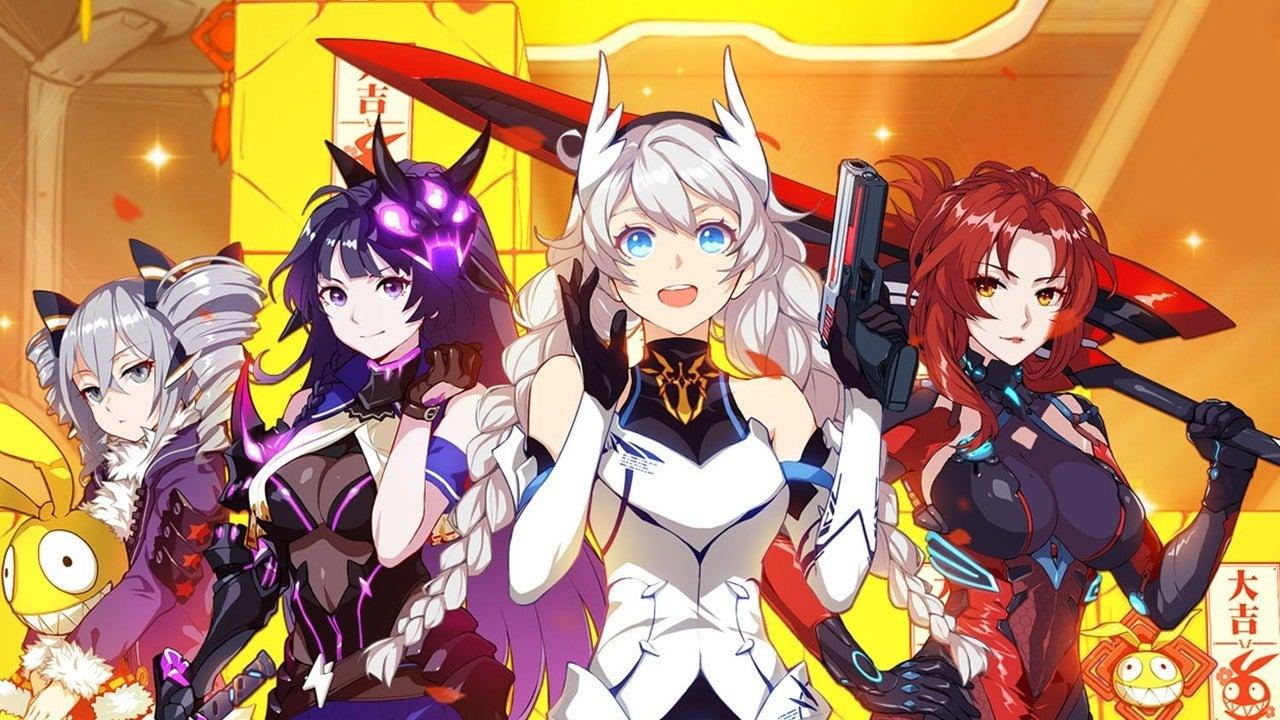 Honkai Impact 3 Offline Apk