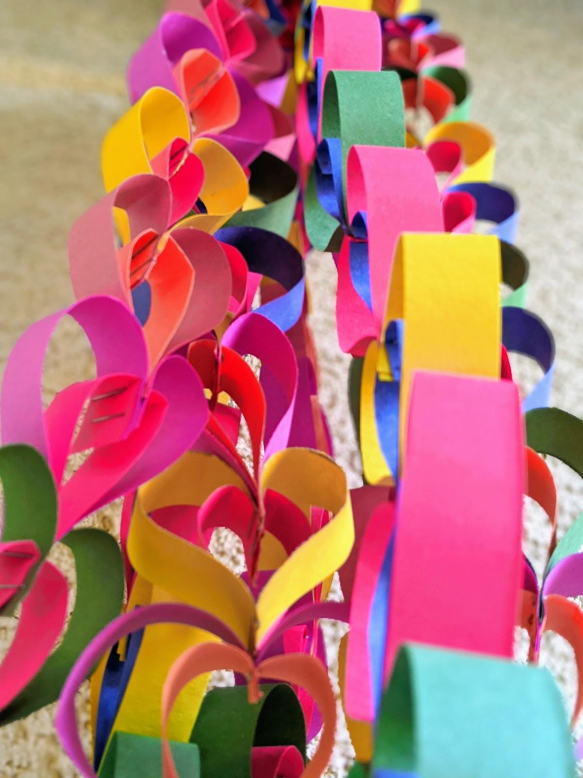 garland valentines idea