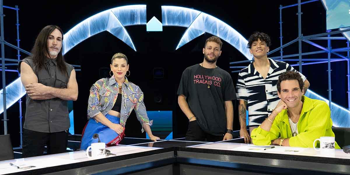 x factor tv8