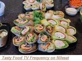 تردد قناة Tasty Food على النايل سات 2018 - Frequency Tasty