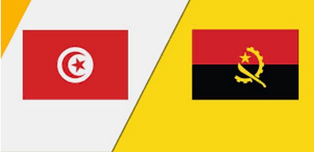 نتيجة مباراة تونس وانجولا 1-1 في كاس امم افريقيا 2019