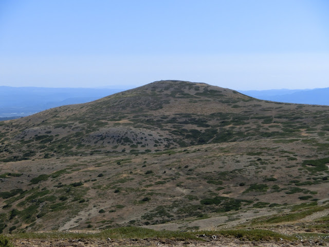 pico javalambre bis 1985 metros visto desde pico javalambre 2017 metros