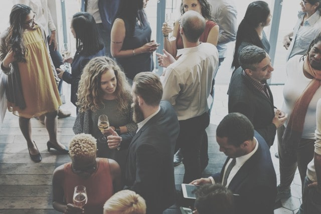 how to organize an event business networking events stay on budget